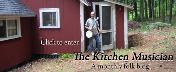 The Kitchen Musician