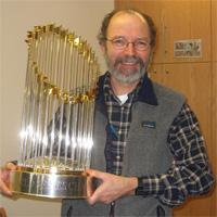 Tom World Series Trophy
