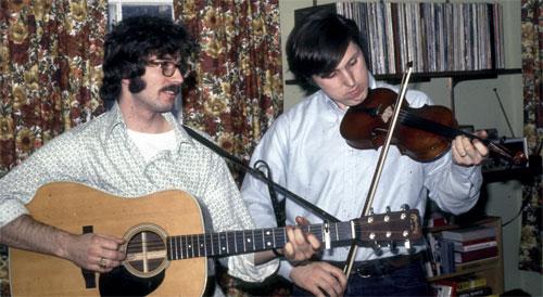 Tom and Dan c.1970