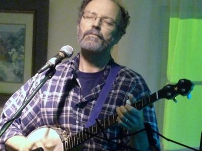 Tom at Bull Run, October 2010