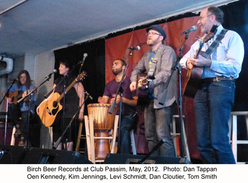 Birch Beer Records at Passim